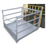WP-GC18 Forklift labs stiprinājums pie būra